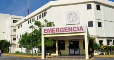 Servicio Nacional de Salud interviene el Hospital Vinicio Calventi en Los Alcarrizos