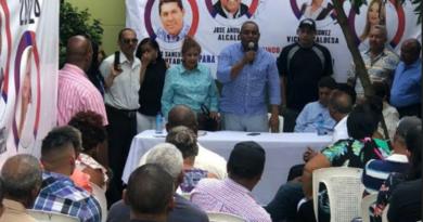 Movimiento político M.A.C apoyara al candidato alcalde por S.D.O José Andújar y presentó apoyo a candidatos municipales, ante cientos de seguidores