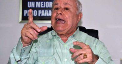Comando Municipal y provincial PRM lamenta muerte don Nacito Méndez; sus restos son velados en funeraria Blandino y serán sepultados este domingo