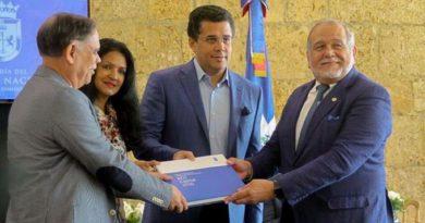 Alcaldía presenta su Plan de Ordenamiento Territorial