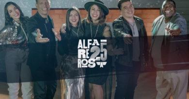 Grupo Alfareros cumple 25 años y lanza canción con nuevas integrantes
