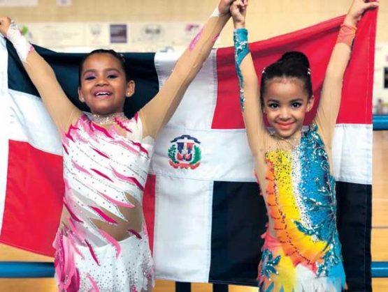 Dominicana Letizia García gana bronce en Americup de Patinaje