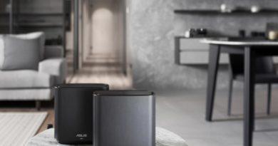 ASUS presenta ZenWiFi, tecnología AIMesh y velocidades de 6.600 Mbps