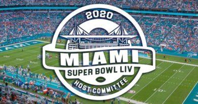 Miami está lista para recibir el Super Bowl 2020