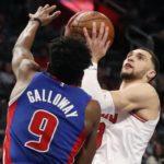 Bulls vencen a Pistons, Andre Drummond fue expulsado