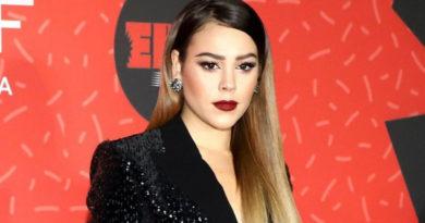 """La cantante Danna Paola estalla tras el insulto de Gibrán, de """"La Academia"""""""