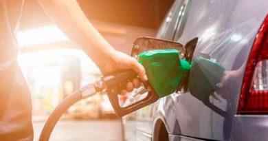 Aumentan precios de principales combustibles