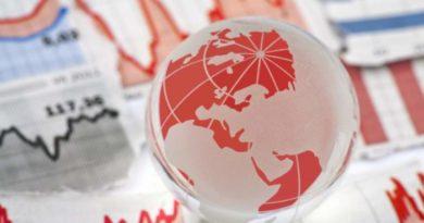 FMI rebaja estimación de la economía mundial para 2020