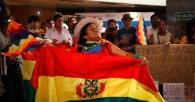 Bolivia tendrá nuevas elecciones el próximo 3 de mayo donde elegirán a su presidente