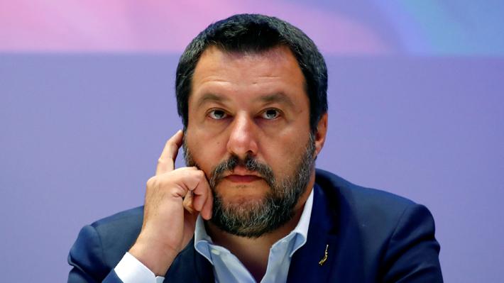 Escándalo en Italia por extraña llamada del ex ministro Matteo Salvini a un tunecino preguntándole si era narcotraficante