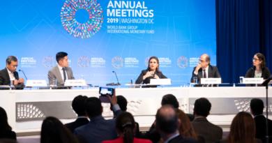 FMI estima un crecimiento de la economía mundial del 3,3%