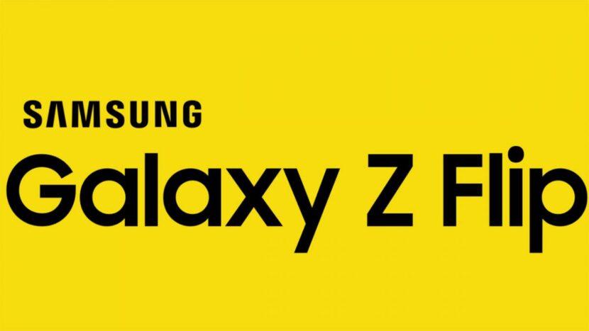 Galaxy Z Flip: este sería el nombre del nuevo teléfono plegable de Samsung