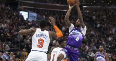 Jazz vence a Knicks; Mudiay anota 20 ante su equipo anterior