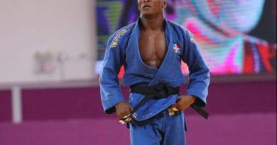 Judocas Mateo, Soriano y Rosa van a entrenamiento en Austria
