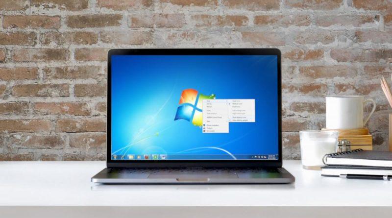 Microsoft estropea el fondo de pantalla en la última actualización gratuita para Windows 7
