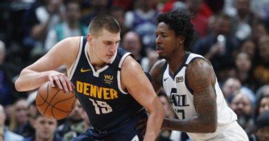 Nuggets y Raptors aseguran lideratos; Celtics no ceden; Kings dan sorpresa