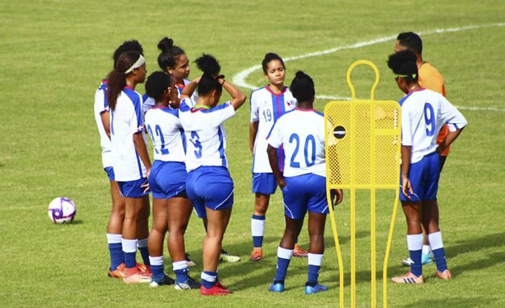 Selección Sub-20 Femenino trabaja de cara al Premundial
