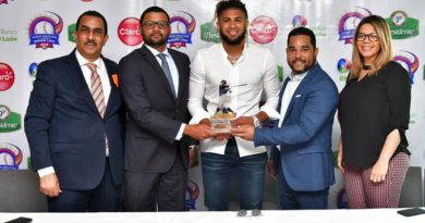 Tatis Jr. gana el premio de Novato del Año GL 2019