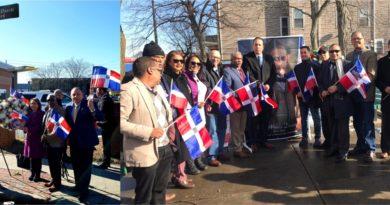 Consulado en Boston honra natalicio de Duarte con ofrendas en ciudades de Massachusetts