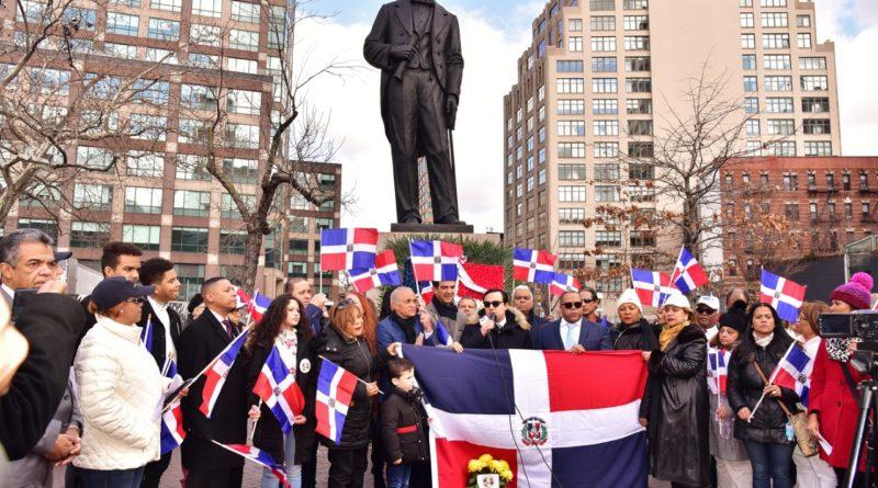 Consulado en Nueva York pide a dominicanos emular ejemplo de Duarte para construir la patria del porvenir