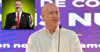 Domínguez Brito anuncia respaldo a candidatura de Polanco para diputado de ultramar