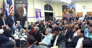 El PLD en Nueva York muestra su fuerza y principalía en asamblea de presidentes intermedios