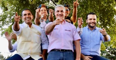 """GONZALO CASTILLO ASEGURA QUE EL PLD Y SUS PARTIDOS ALIADOS LES """"PASARÁN EL ROLO"""" A LA OPOSICIÓN EN LAS ELECCIONES MUNICIPALES"""