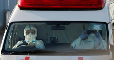 """El jefe de la OMS advierte que los casos conocidos del coronavirus fuera de China podrían ser """"la punta del iceberg"""""""