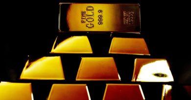 El precio del oro se dispara al nivel más alto en 7 años, en medio de la propagación del coronavirus