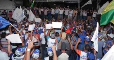 """Luis Abinader llama a consolidar triunfo y no """"dormirse en los laureles"""""""