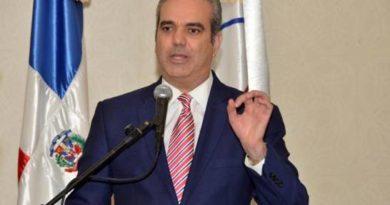 """Abinader proclama """"nadie"""" va creer en investigación hecha por instituciones del Gobierno"""