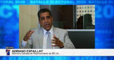 Adriano Espaillat considera presidente JCE es incapaz de dirigir elecciones; pide su renuncia