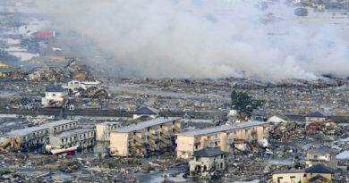 Así fue el impacto del sismo más potente de la historia de Japón, que duró 6 minutos y provocó un tsunami y la catástrofe nuclear de Fukushima