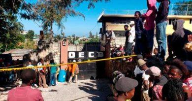 Aumentan a 15 los niños muertos en incendio de orfanato en Haití