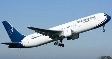 Aerolínea italiana Blue Panorama programa vuelos Milán Malpensa – Santo Domingo – La Habana