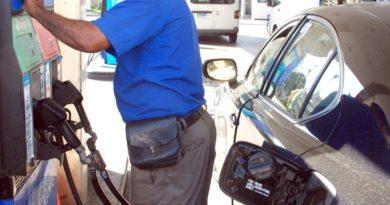 Bajan RD$4.30 a la gasolina y RD$8.00 al gasoil