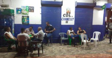 Policía Militar Electoral informa notifica 38 establecimientos por expendio de bebidas alcohólicas