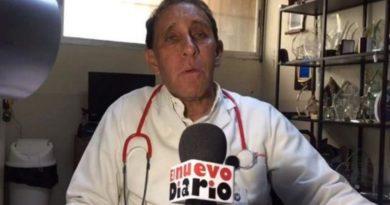Cruz Jiminián niega ingreso de paciente con posible síntomas de coronavirus