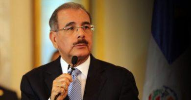 Refuerzan seguridad cerca de residencia de presidente Medina