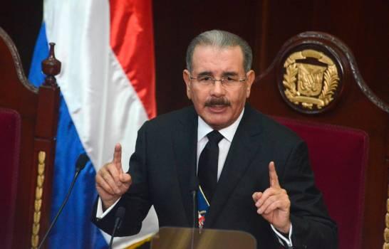 Danilo Medina realizará este jueves su última rendición de cuentas en un momento difícil