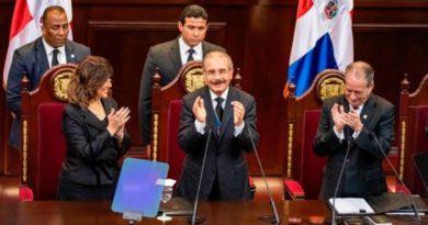 """Medina dice que en su gestión """"se terminó la discrecionalidad"""""""