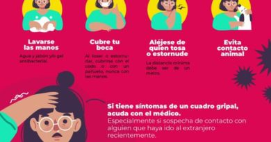 México confirma su segundo caso de coronavirus