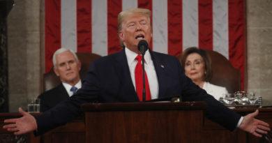 El Senado de EE.UU. absuelve a Trump en el juicio político