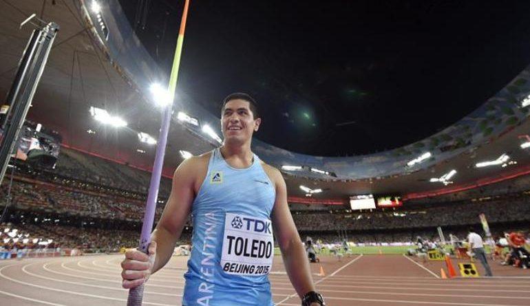 El atleta olímpico argentino Braian Toledo fallece tras accidente de moto