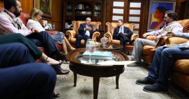 Procurador General se reúne con Misión de Observación Electoral de la OEA