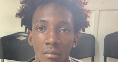 Identifican uno de los implicados en incendio a banca de lotería en el que empleada resultó quemada
