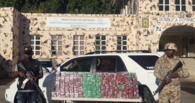 Incautan 40 mil unidades de cigarrillos en Dajabón