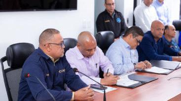 Indotel y COE firman acuerdo para prevención y mitigación de desastres