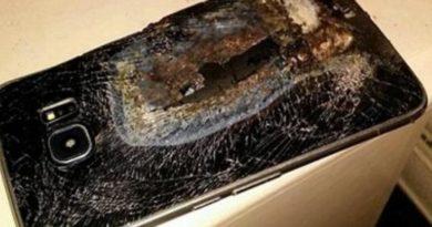 Joven argentino con quemaduras graves tras explotar teléfono mientras dormía