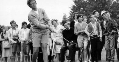 Luto en el golf femenino con muerte de la leyenda de la LPGA, Mickey Wright